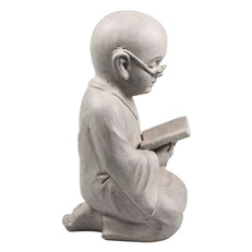 Shaolin Buddhist Monk Garden Ornament