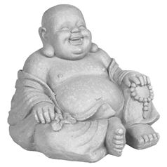 Laughing Buddha Ornamental Statue