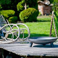 Orlando 70cm Steel Fire Pit and Brazier