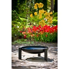 Dual Purpose Minnesota Fire Pit and Brazier