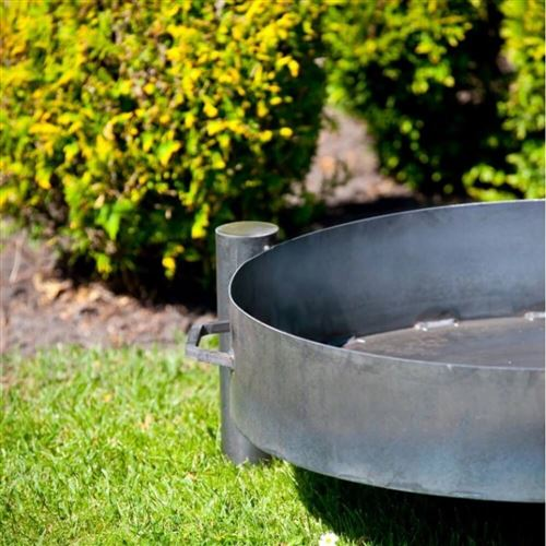 Indiana 70cm Round Fire Pit and Brazier