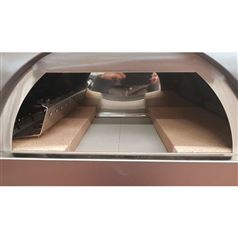 Clementino Outdoor Wood Fired Pizza Oven