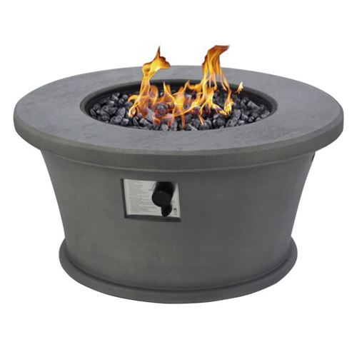 Foremost Outdoor Dome Gas Fire Pit Table