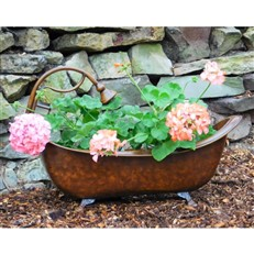 Harville Garden Bath Tub Planter