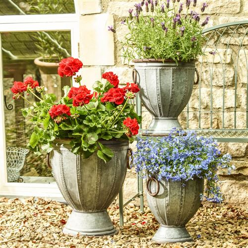 Fitzwilliam Garden Urns Set of 3