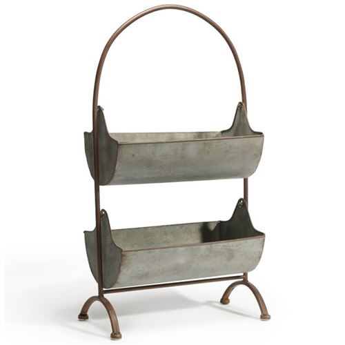 Attractive 2 Tier Wickham Planter