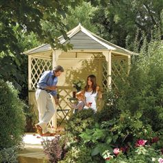 Gainsborough Hexagonal Gazebo