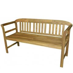 Rose Hardwood Garden Bench