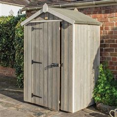 Heritage 4x3 Garden Shed