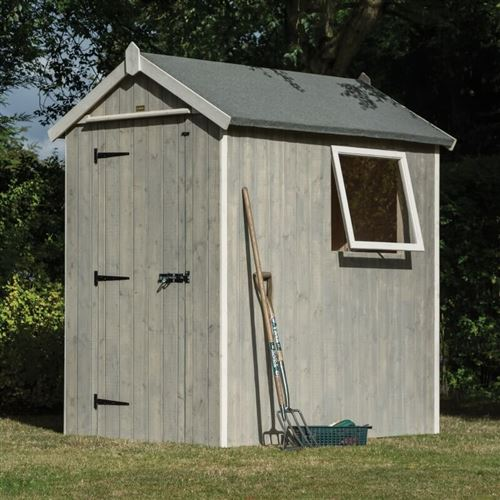 Heritage 6x4 Garden Shed with Window