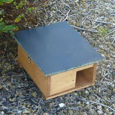 Hedgehog Shelter and Hibernation House