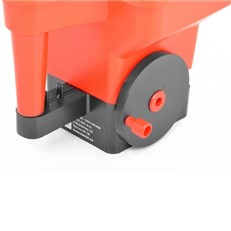 Handheld Manual Seed Spreader with Spray Regulation