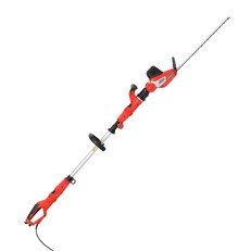 750W Electric Telescopic Pole Hedge Trimmer