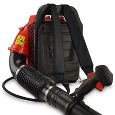 52cc Petrol Garden Leaf Blower with Backpack Harness