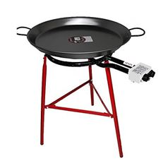 70cm Paella Set with Double Gas Burner