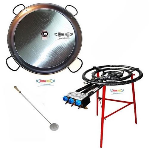 Paella Pan Catering Set for 60 people