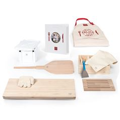 Alfa Pizza Bread Baking Kit for Ovens