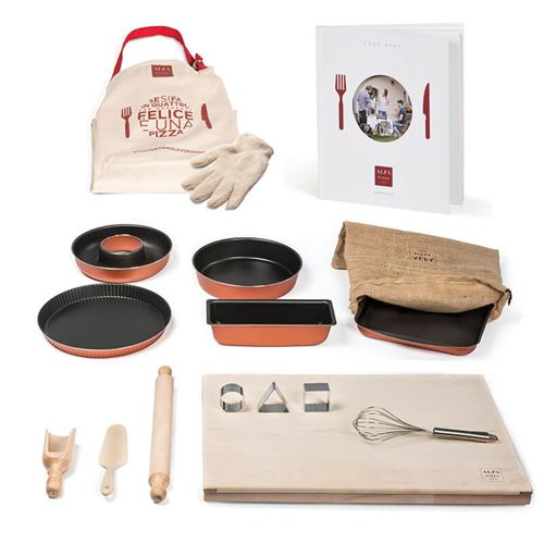 Alfa Pizza Patisserie Cake Making Kit