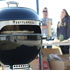 Kettle Pizza Oven