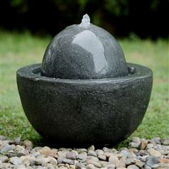 Dome Outdoor Garden Water Feature