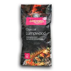 Bar-be-Quick Premium Lumpwood Charcoal 8kg