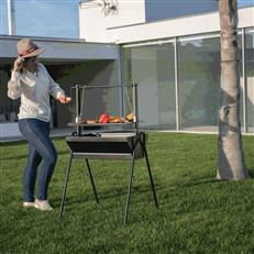 Large Assador BBQ Grill and Plancha Combination