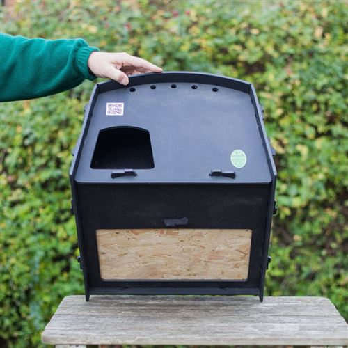Eco Hedgehog Hibernation House and Nest Box