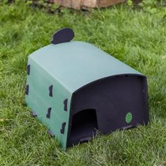 Eco Hedgehog Feeding Station and Nest Box