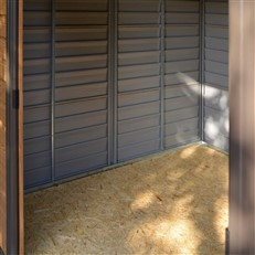 Woodvale 10x12 Metal Shed
