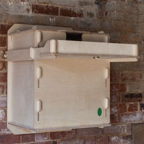 Interior Barn Owl Nest Box