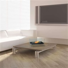 Pur Line Oniros Tabletop Bio-ethanol Portable Fireplace