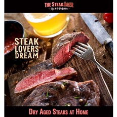 SteakAger Original for Dry Ageing and Tenderising Beef