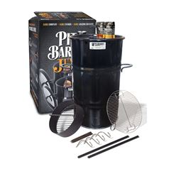 Pit Barrel Junior Cooker and Smoker Grill