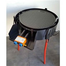 60cm Windshield and BBQ for Paella Pans