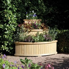 Marberry 3 Tier Cascade Planter