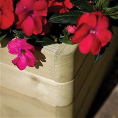 Marberry Square Garden Planter