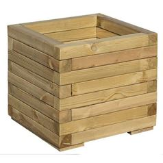 Square Patio Planter