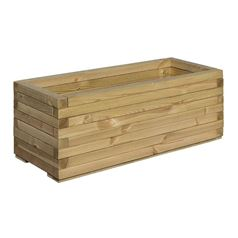 Rectangular Patio Planter