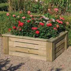 Heavy Duty 3x3 Raised Bed