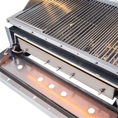 Ruby 4 Burner Pro-Sear Gas Outdoor Kitchen BBQ Grill