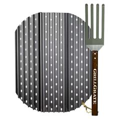 Set of 3 Interlocking GrillGrates for the 22.5 Inch Weber Kettle Grill