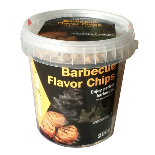 BBQ Flavour Wood Chips