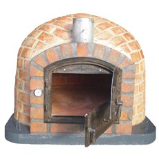 Rustico Outdoor Brick Pizza Oven