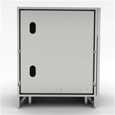 "20"" Appliance Cabinet with Pull-Out Utility Tray"