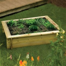 Rowlinson Raised Timber Bed