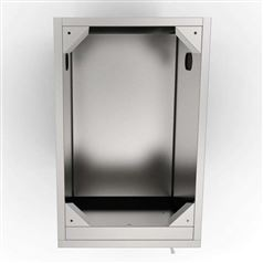 "18"" Cabinet with Shelf and Left-Hand Opening Door"