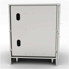 "30"" Base Storage Cabinet with Double Doors"