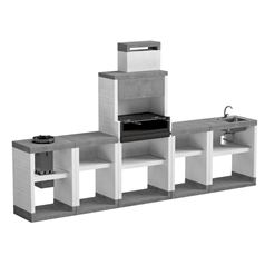 T00280 Venit Outdoor BBQ Kitchen Pack 10
