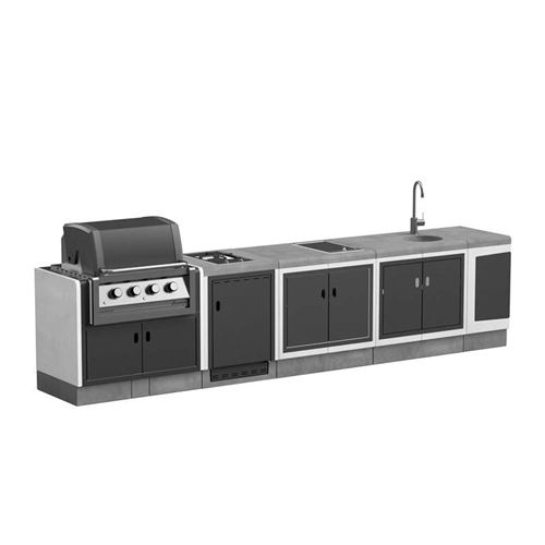 T00294 Kitaway Outdoor Kitchen Pack 5