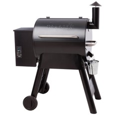 Traeger Electric BBQ Grill and Pellet Smoker Pro Series 22